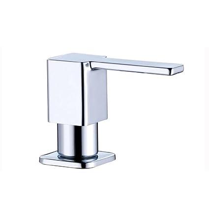 dispensador de jabón, Dispensador de jabón fregadero/acero inoxidable/cobre de alta calidad