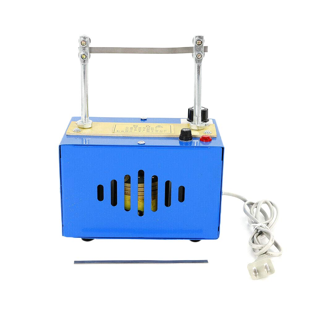 Cutting Machine TBVECHI 110V 35W Bench Electric Rope Cutter Heating Cut Rope Cord Cutting Machine by TBvechi (Image #4)