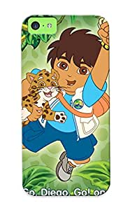 Premium [gLVzDRp1757jhGMc]dora The Explorer Diego Dora Dora Case For Iphone 5c- Eco-friendly Packaging