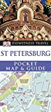 St Petersburg Pocket Map and Guide. (DK Eyewitness Travel Guide)
