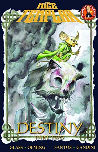 Download Mice Templar Volume 2.2: Destiny Part 2 ebook