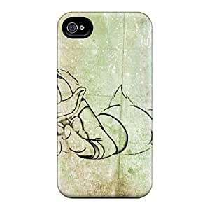 Protection Case For Iphone 4/4s / Case Cover For Iphone(donald Duck)