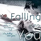 Falling into You Audiobook by Jasinda Wilder Narrated by Piper Goodeve, Gabriel Vaughan