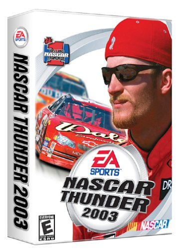 NASCAR Thunder 2003 - PC (Best Ea Sports Games For Pc)
