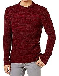 Mens Knit Crewneck Sweater