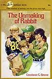 The Unmaking of Rabbit, Constance C. Greene, 0440487897