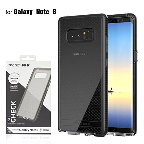 new products 41841 13f37 Amazon.com: Tech21 Evo Check For Samsung Galaxy Note 8 (Smokey ...