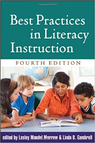 Amazon Best Practices In Literacy Instruction Fourth Edition