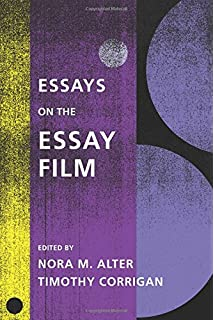 com the essay film from montaigne after marker essays on the essay film film and culture series