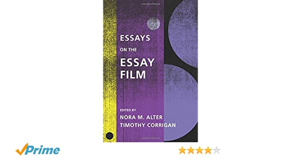 Essay Title Examples Essays On The Essay Film Film And Culture Series Nora M Alter Timothy  Corrigan  Amazoncom Books Responsive Essay also Word Definition Essay Essays On The Essay Film Film And Culture Series Nora M Alter  Ready Essays