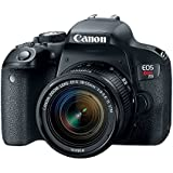 Canon EOS REBEL T7i EF-S 18-55 IS STM Kit (Certified Refurbished)