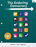 Bundle: The Enduring Democracy, Loose-Leaf Version, 5th + MindTap Political Science, 1 term (6 months) Printed Access Card