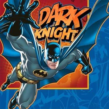 Hallmark Batman Heroes and Villains Lunch Napkins (16) ()