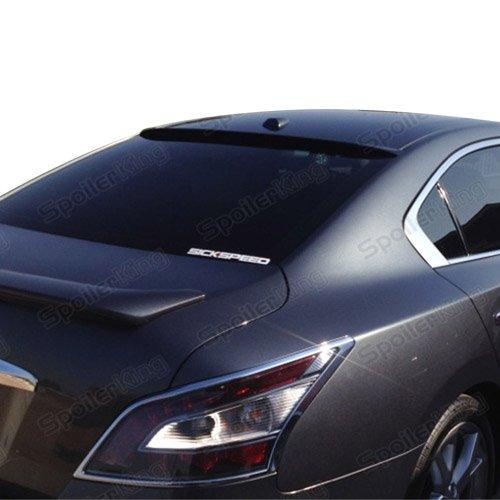 2009 Nissan Maxima Exterior: Nissan Maxima 2009-2015 Rear Window Roof Spoiler