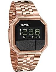 Nixon Re-Run Digital Watch All Rose Gold