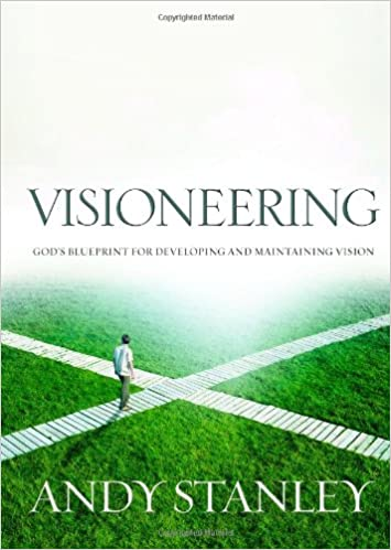 Amazon visioneering gods blueprint for developing and amazon visioneering gods blueprint for developing and maintaining vision 9781590524565 andy stanley books malvernweather Choice Image