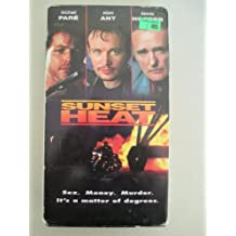 Sunset Heat with Michael Oare, Adam Ant and Dennis Hopper...Columbia Tristar Home Video