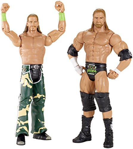 wwe action figure shawn michaels - 9