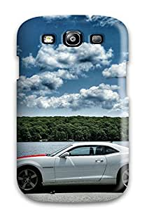 Hot 1083583K42595713 New Chevrolet Camaro Tpu Cover Case For Galaxy S3