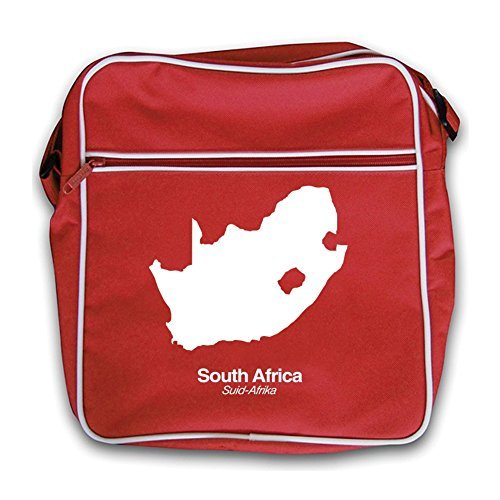 Silhouette Retro Flight South Bag Red Africa 57xq50wtE