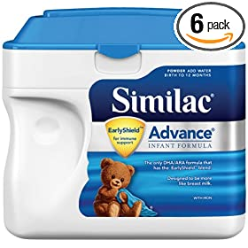 Similac Advance Earlyshield