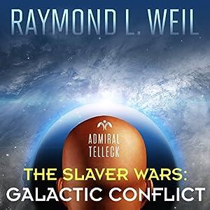 Galactic Conflict Audiobook