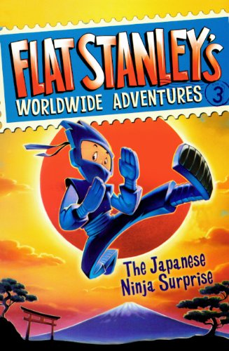 The Japanese Ninja Surprise (Turtleback School & Library Binding Edition) (Flat Stanley's Worldwide Adventures) pdf epub