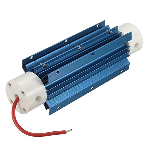 220V 5G/H Water Disinfection Treatment Suite Ozone Generator Quartz Tube by Tarechan