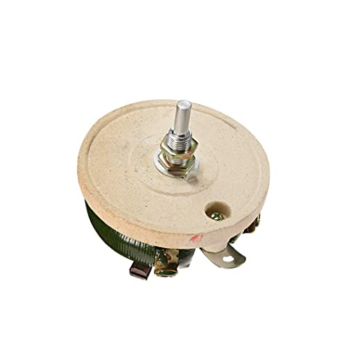 ZCHXD 150 Ohm 100W High Power Ceramic Wirewound Potentiometer ...