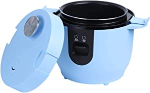 Car Rice Cooker electric vehicle rice cooker 2L Large Capacity Portable Electric Rice Cooker Rice Cooker Camping Outdoor for Car Traveling