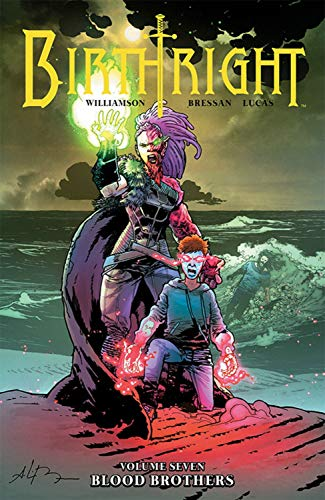 Pdf Comics Birthright Volume 7