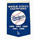 MLB Los Angeles Dodgers Dynasty Banner