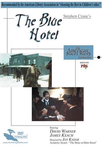 The Blue Hotel -  DVD, Jn Kadr, Tom Aldredge