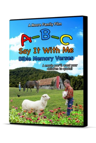 ABC Say It With Me Bible Memory Verses