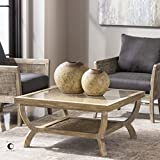 Cameron Oak Coffee Table