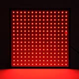 VirtualSurround 225 Ultrathin LED Grow Panel Light SMD Plant Lamp All Red Hydro Garden Lighting