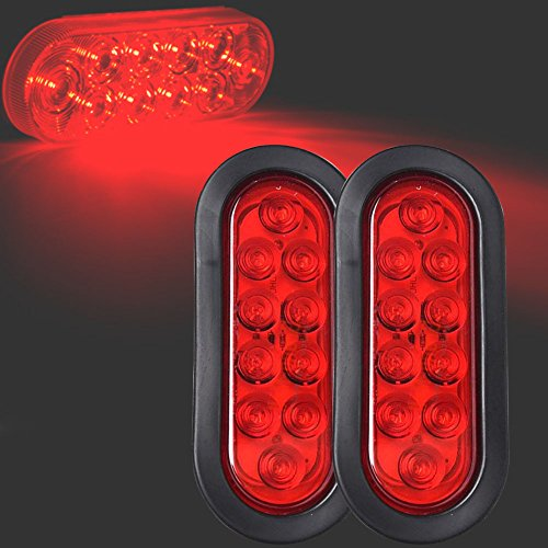 6 Oval Led Tail Lights in Florida - 7