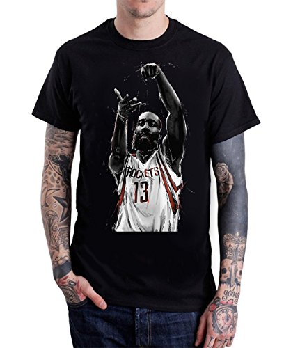 Seven-Wolf-Houston-Rockets-James-Harden-Novelty-T-shirt