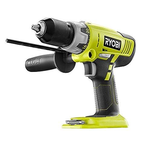 Ryobi 18-Volt ONE+ 1/2 in. Cordless Hammer Drill (Ryobi Drill 1 2 18v)