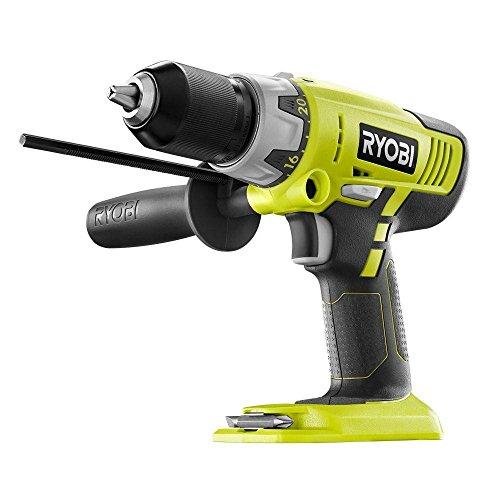 Ryobi 18-Volt ONE+ 1/2 in. Cordless Hammer Drill