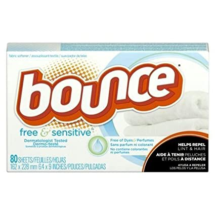 Bounce 34087/80070 80 Count Bounce?Free by PG