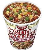 Nissin Cup Noodles Rind, 4er Pack (4 x 64 g Becher)