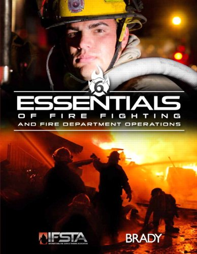 Essentials of Fire Fighting and Fire Department Operations (6th Edition) by Pearson