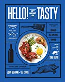 img - for Hello! My Name Is Tasty: Global Diner Favorites from Portland's Tasty Restaurants book / textbook / text book