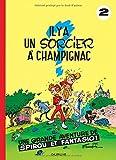 Spirou et Fantasio, tome 2 : Il y a un sorcier à Champignac