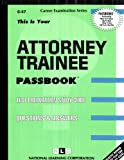 Attorney Trainee, Jack Rudman, 0837300576