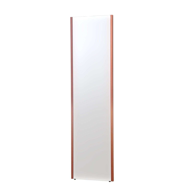 割れない鏡 refex-40150 (R) 約40×150cm ロゼ NRM-4/R 防災 飛散防止 ロング姿見 ミラー インテリアショップゆうあい B01C5H4VHI ロング姿見(NRM-4) 約40×150cm|ロゼ(R) ロゼ(R) ロング姿見(NRM-4) 約40×150cm