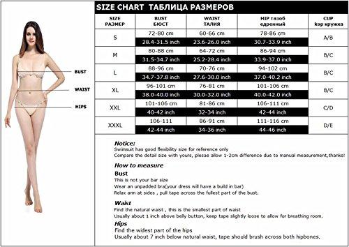 Tejer a Ganchillo Bikinis 2017 Mujeres Halter Bikini tejer Conjunto de traje de baño triángulo superior de natación Bañadores Bañador brasileño