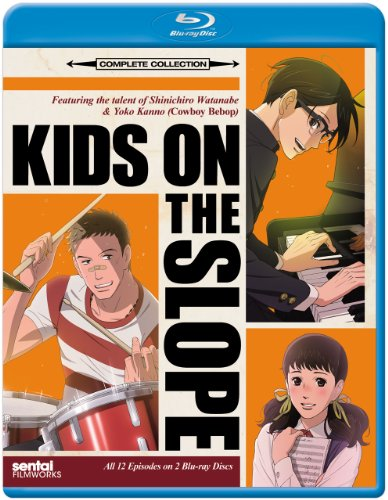 Kids on the Slope,  Complete Collection [Blu-ray]