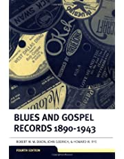 Blues and Gospel Records, 1890-1943